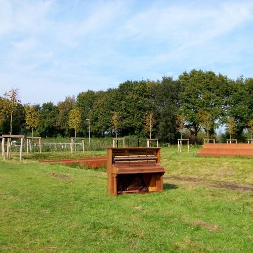 Piano in Moerenburg